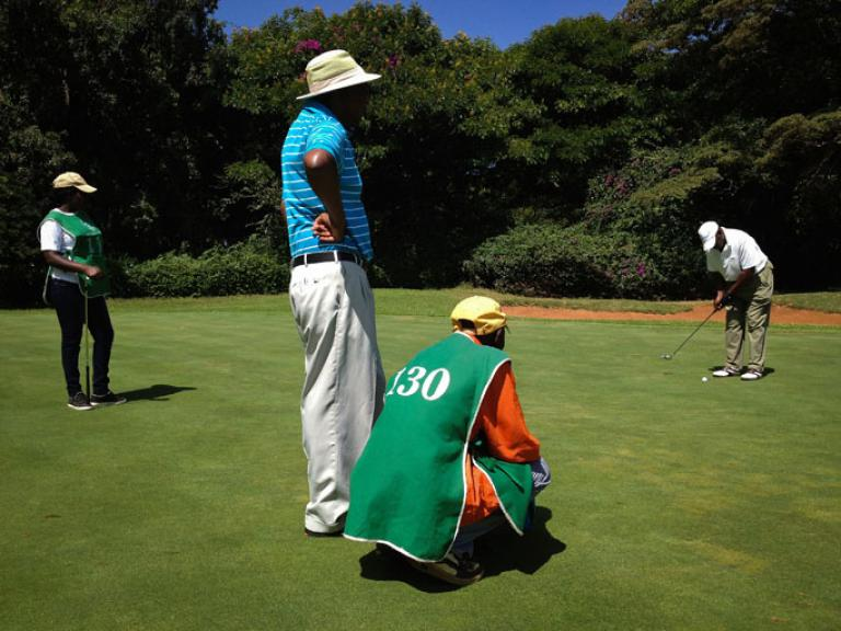 The Muthaiga Golf Club is an exclusive, members-only club in a wealthy suburb of Nairobi. (Nichole Sobecki/GlobalPost)
