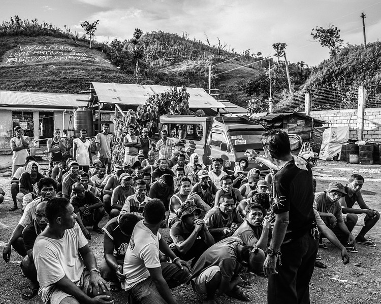 Raising a family behind bars in the Philippines   The GroundTruth ...