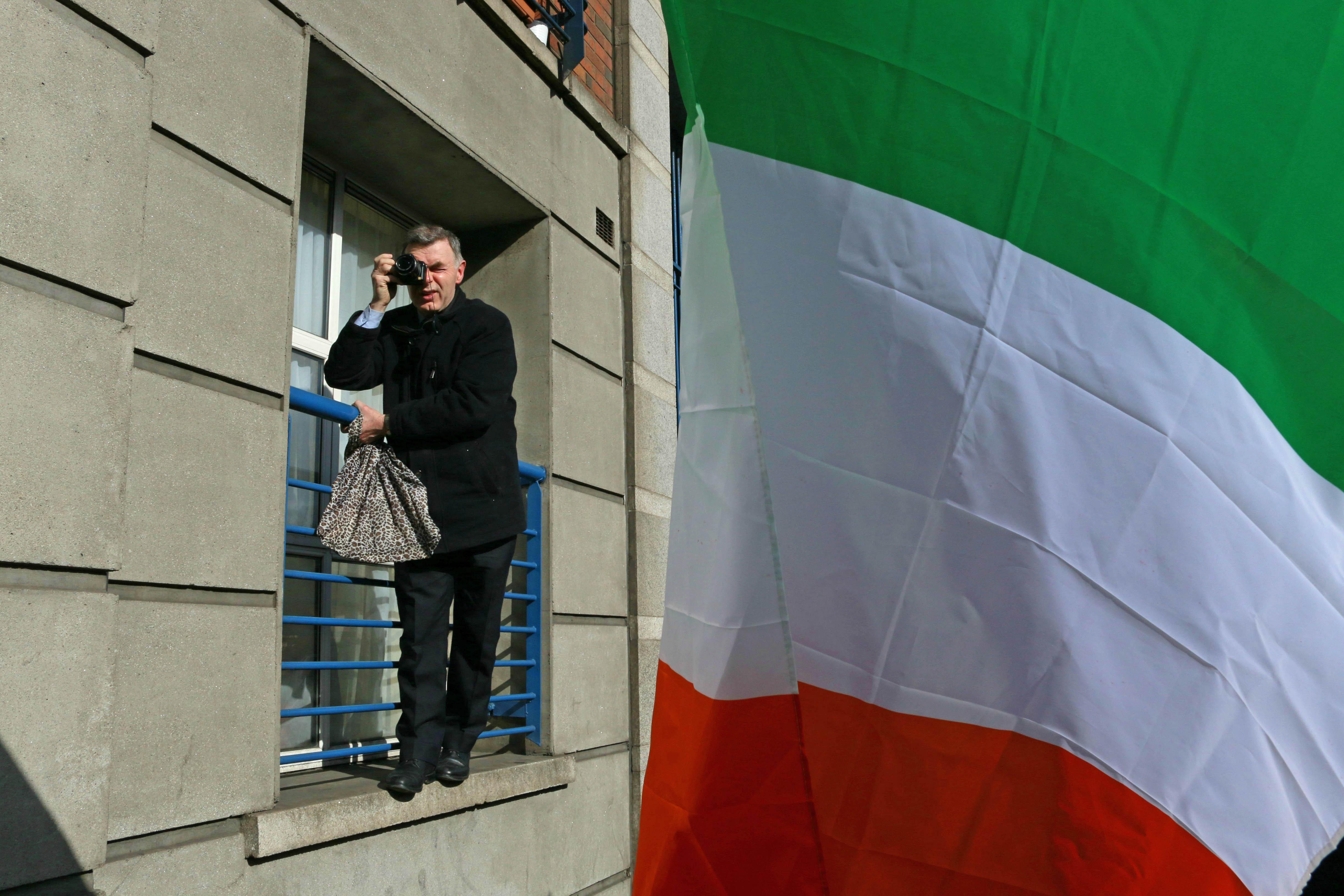 Dublin, 2016 (Danielle Houghton/GroundTruth)