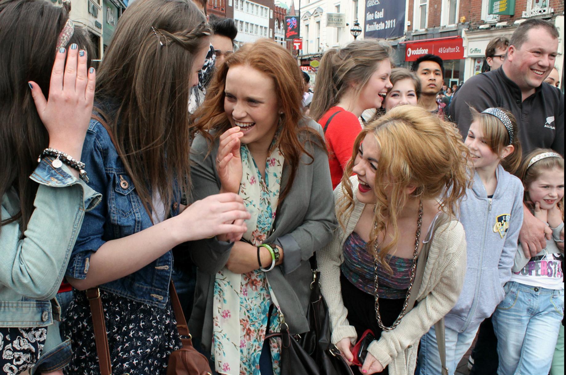 Dublin, 2012 (Danielle Houghton/GroundTruth)