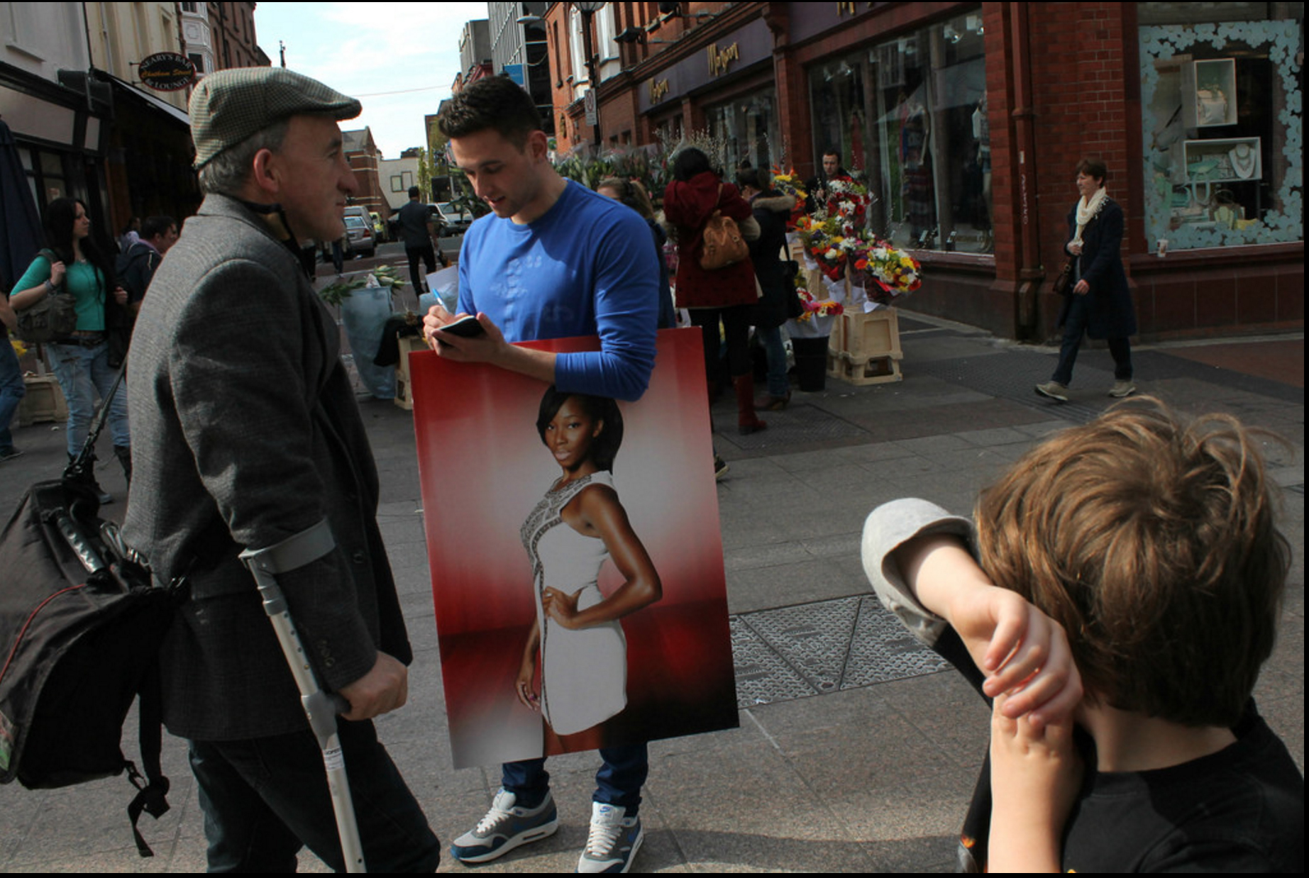 Dublin, 2014 (Danielle Houghton/GroundTruth)