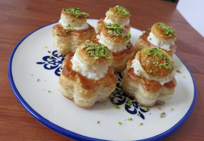 syrian cream puffs