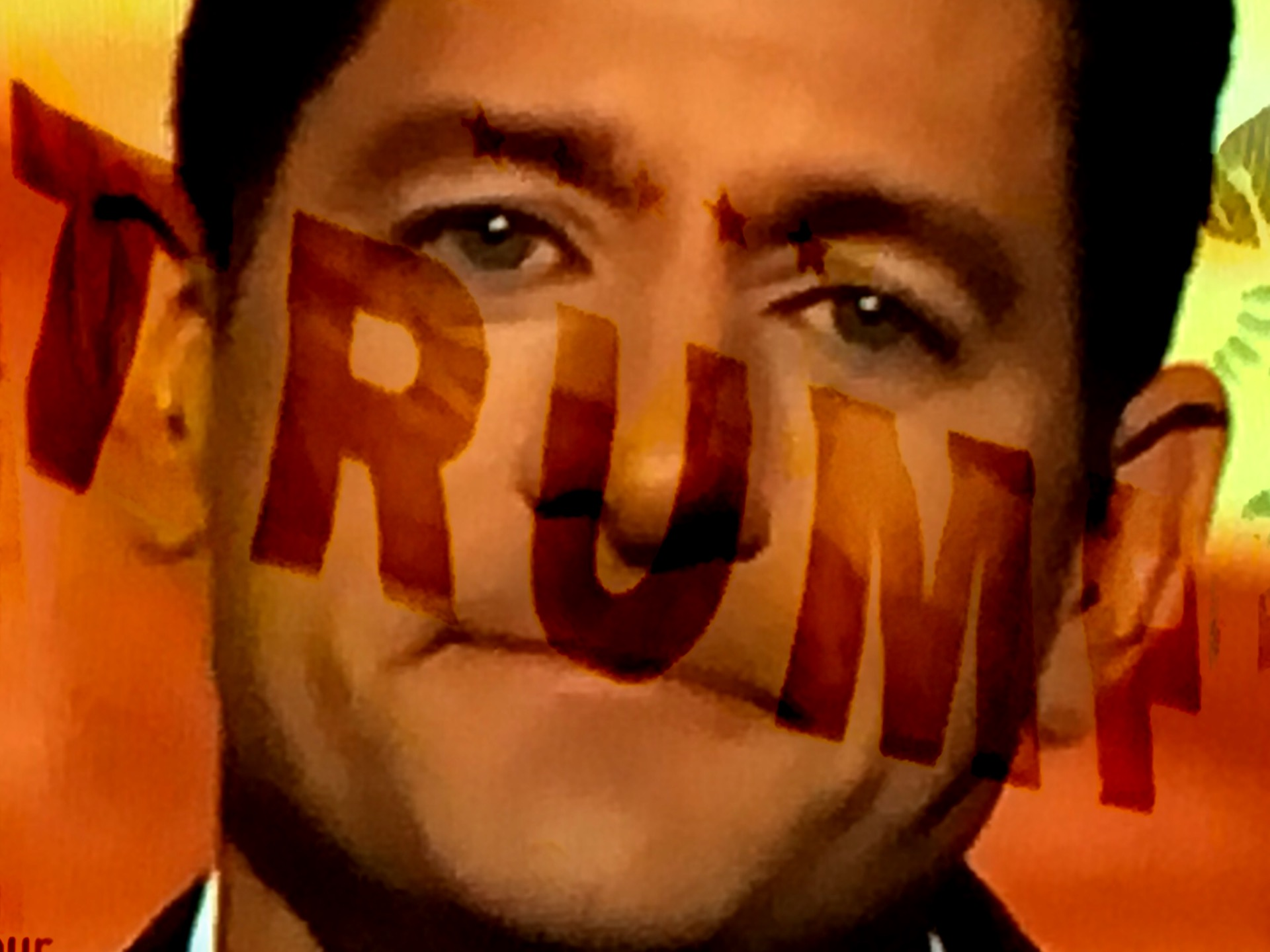 Paul Ryan at the RNC. (Composite image by Biz Herman/GroundTruth)