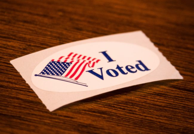 At a time when 50 percent of young adults say that they're fearful for the future of their country, these mock elections may be important teaching tools (Ian Aberle/Flickr)