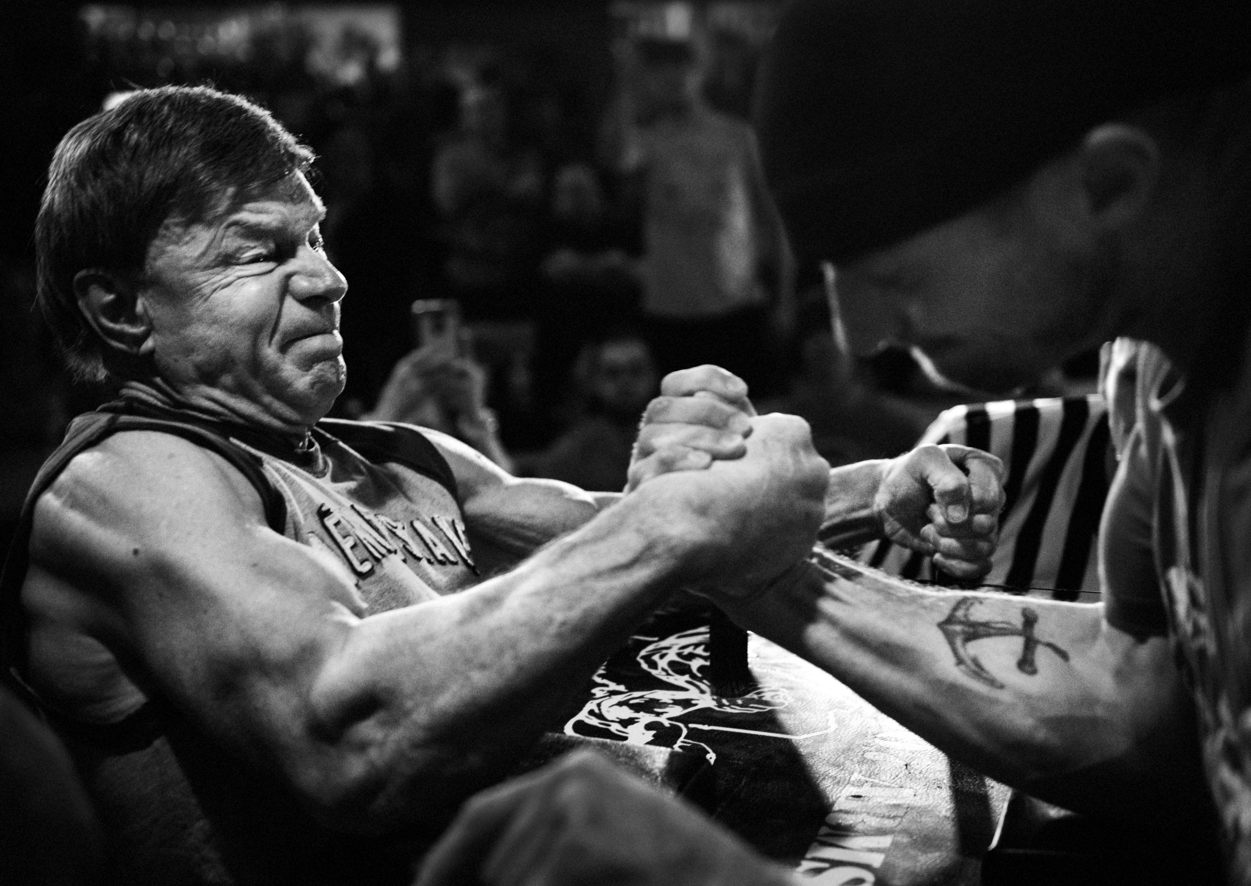 This 75 Year Old Arm Wrestler Won 500 Trophies He S Not Done