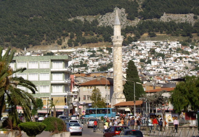 The town of Antakya, in southern Turkey, where NASA scientist Serkan Golge has been kept in prison for the past nine months (Photo by Chanilim714/Wikimedia Commons)