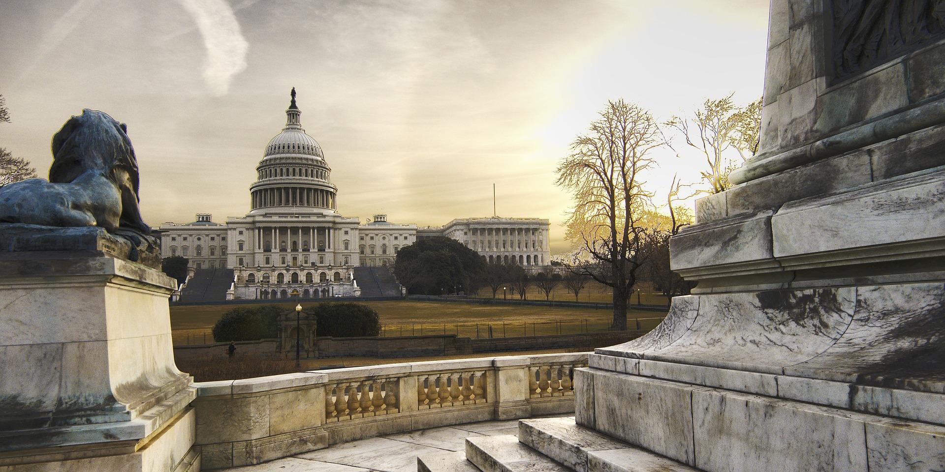 Capitol Building (Image credit: Pixabay)