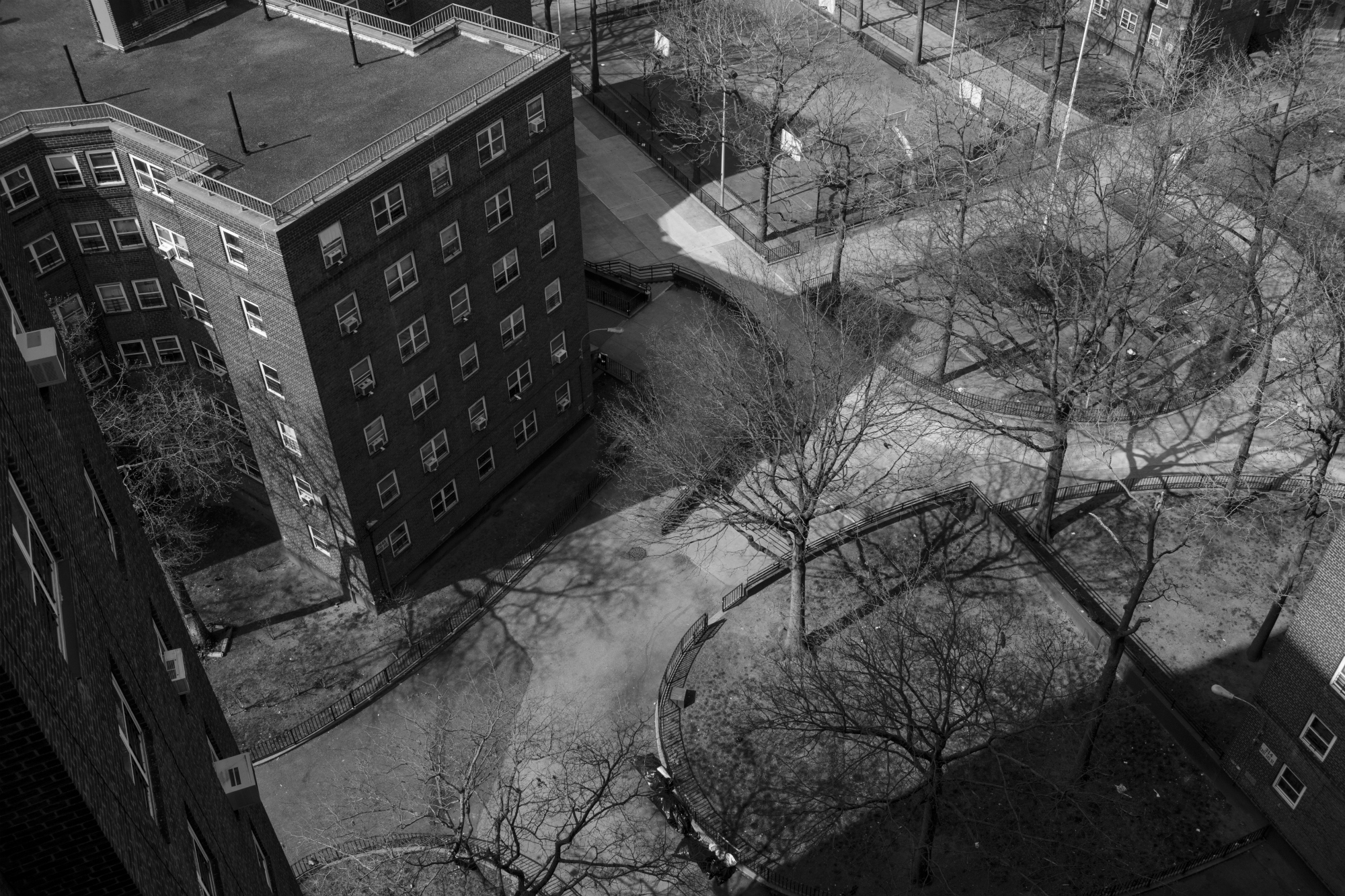 Mott Haven, March 27, 2016, New York City. Mott Haven stretches from the Harlem River on the west to Bruckner Expressway to the east. (Photo by Sarah Blesener/GroundTruth/Alexia Foundation)