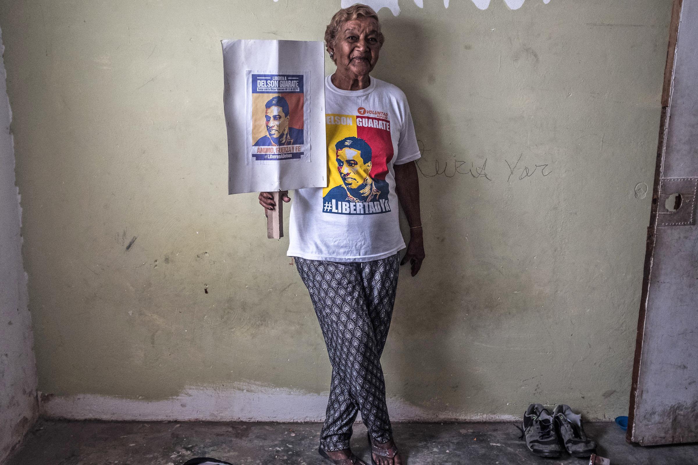 May 3, 2017 Maracay, Venezuela (Photo by Joris van Gennip/GroundTruth)