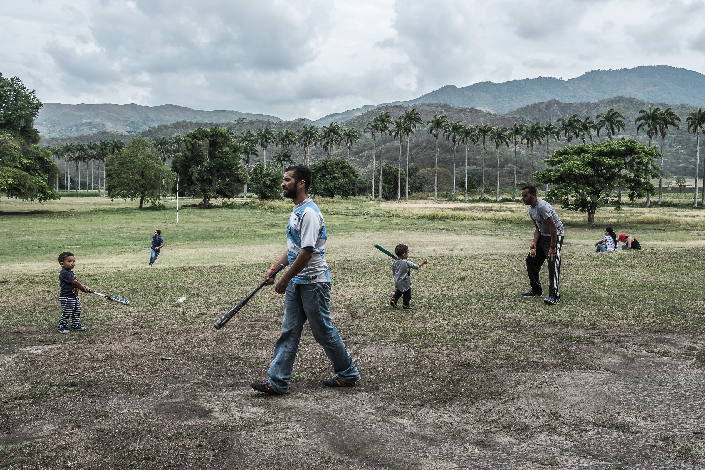April 16, 2017 Victoria, Venezuela (Photo by Joris van Gennip/GroundTruth)