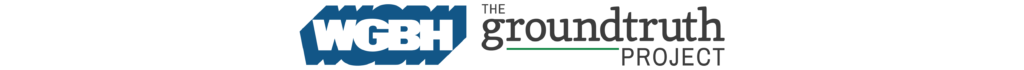 WGBH and GroundTruth logos
