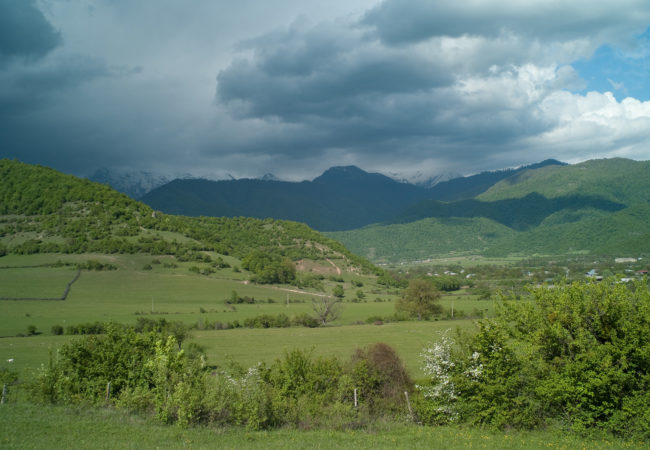 Pankisi Gorge has a reputation of Islamic extremism. (Scott McDonough/Flickr Creative Commons)