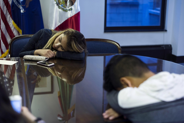 Pamela Quintana-Salazar, 19, and Bryan Quintana-Salazar, 13