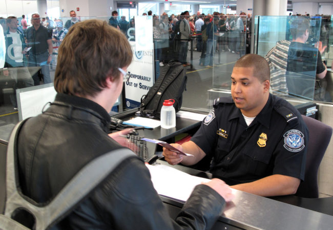 (Credit: U.S. Customs and Border Protection via Flickr)