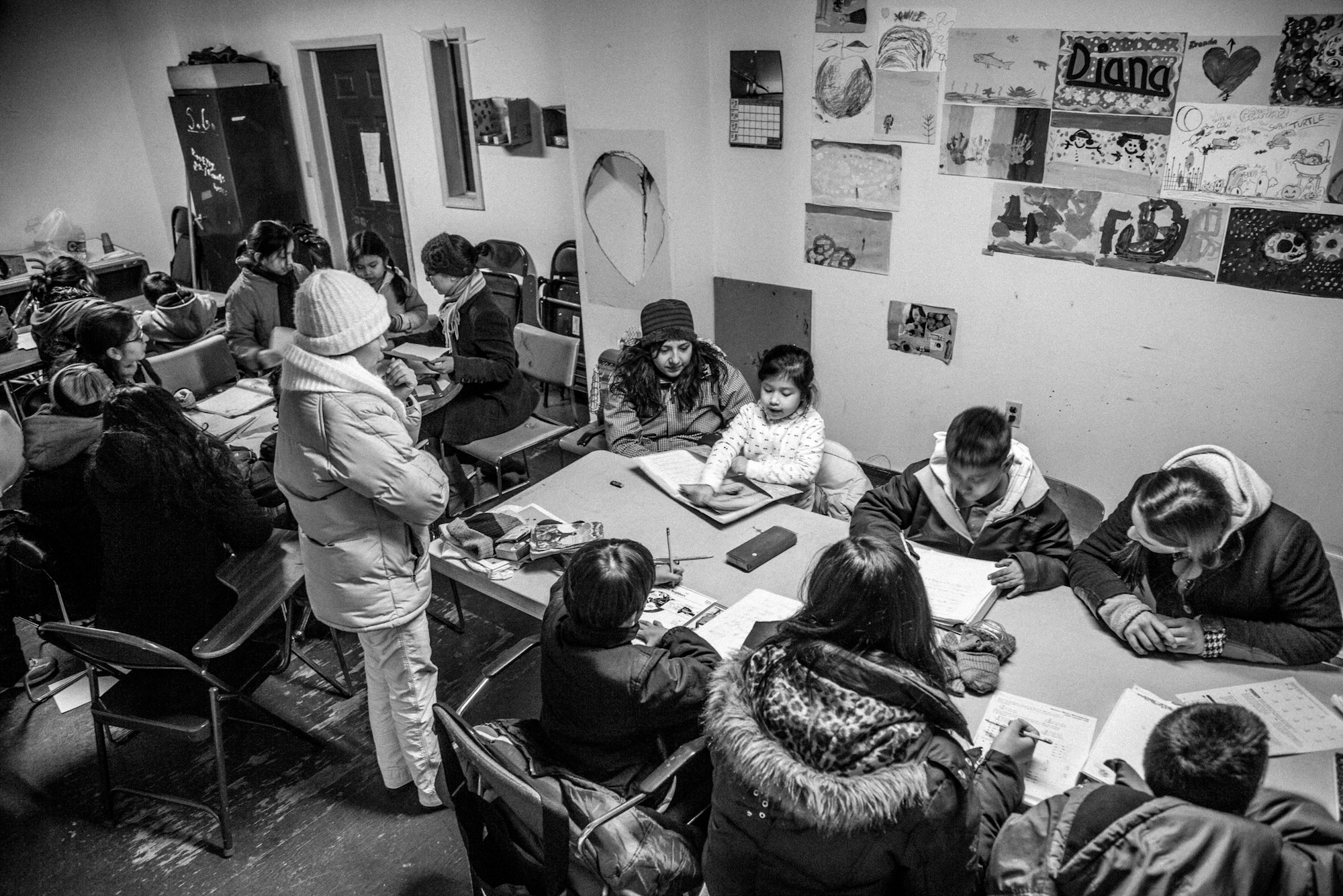 Angelo Cabrera founded the Mexican American Students Alliance (MASA) in the Bronx, which provides free tutoring and educational services to Mexican-American students and their families. (Maite H. Mateo/GroundTruth)