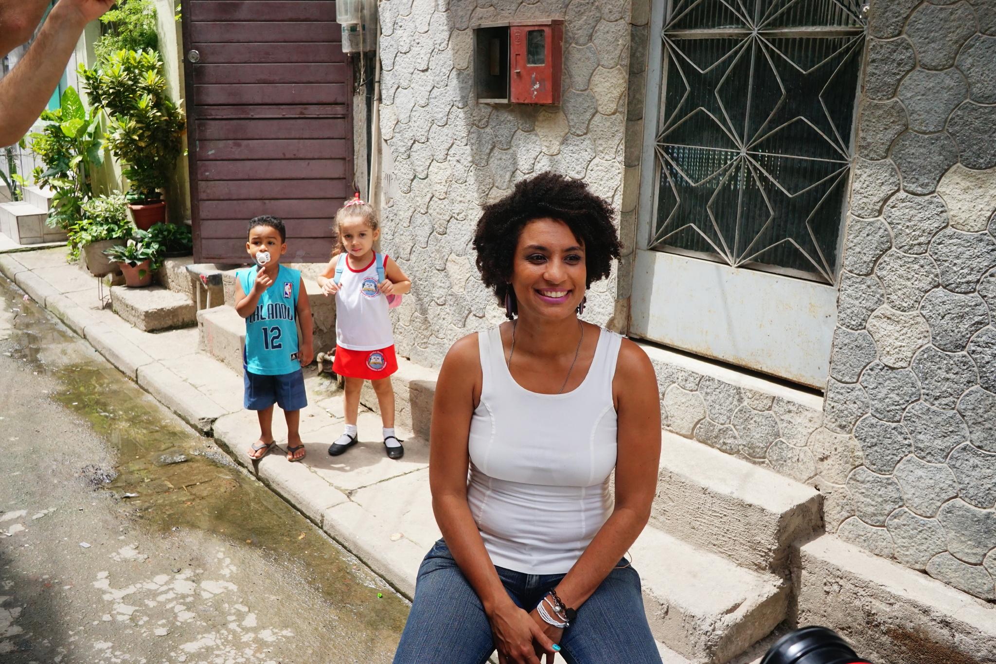 Remembering Marielle Franco, a black Brazilian trailblazer ...