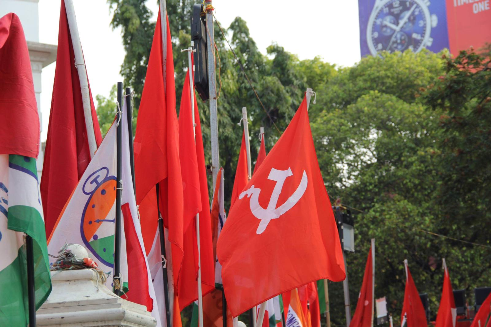 The Communist Party of India (Marxist) leads Kerala's state legislature / Photo by Diana Kruzman