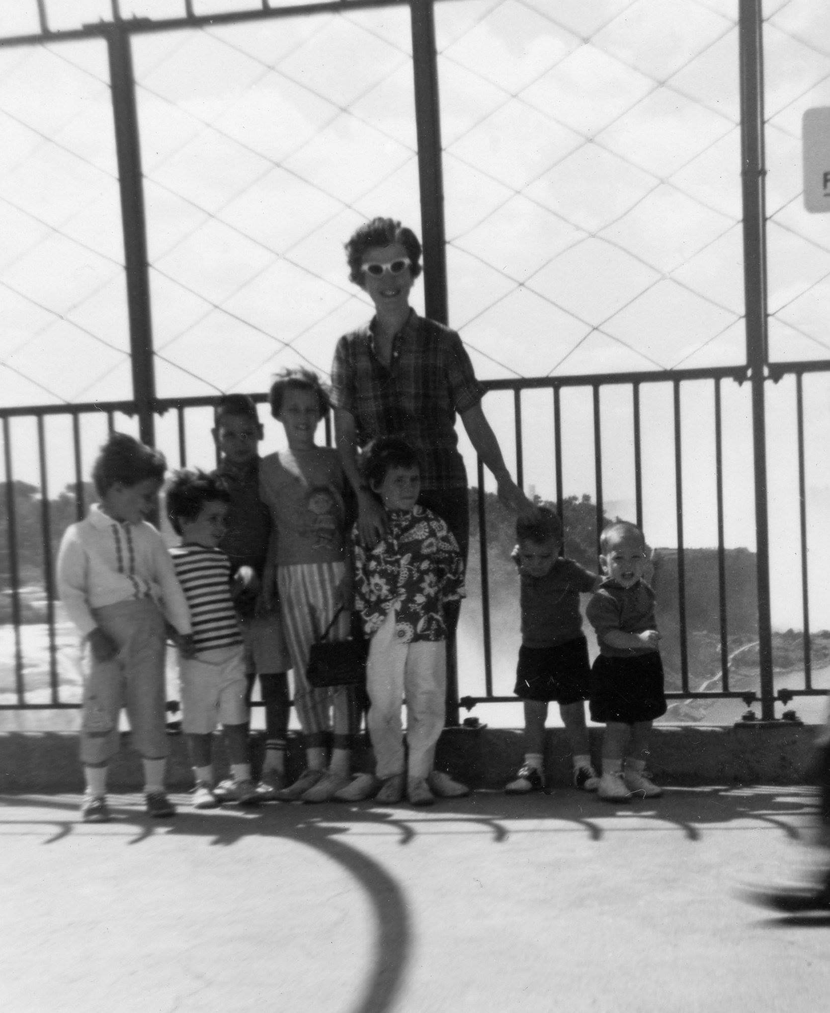 Luis Galup and his family. (Photo provided by Luis Galup)